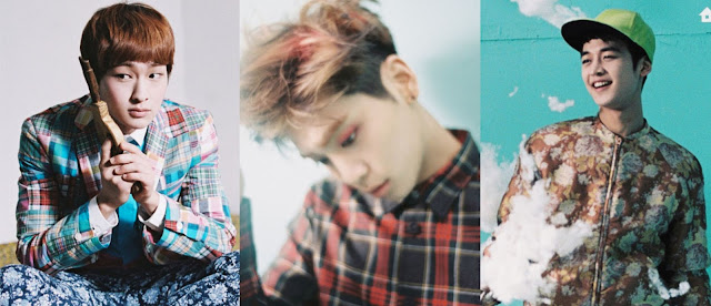 Shinee releases their Dream Girl album