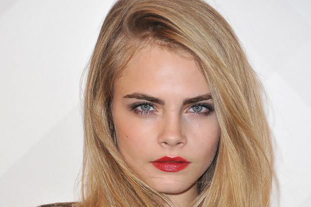 Best Of Luck I Hope You Achieve Those Famous Eyebrows Cara Delevingne
