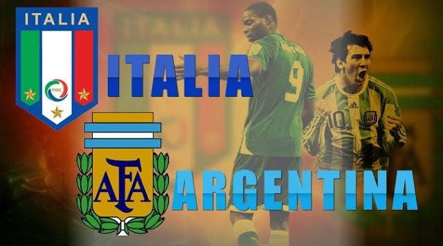 Italia vs Argentina 2013