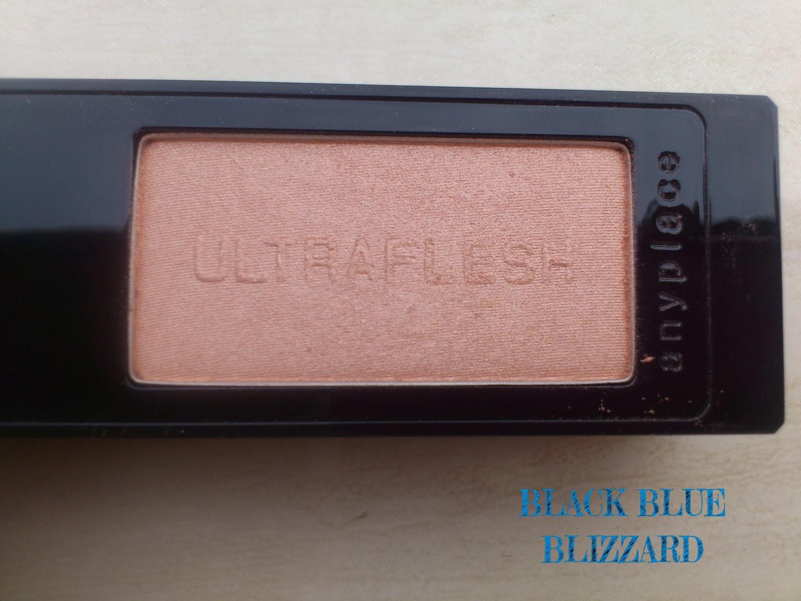 ultraflesh, ultraflesh shinebox, higlighter, shimmer, enhancer, review blogger, strawberyNET