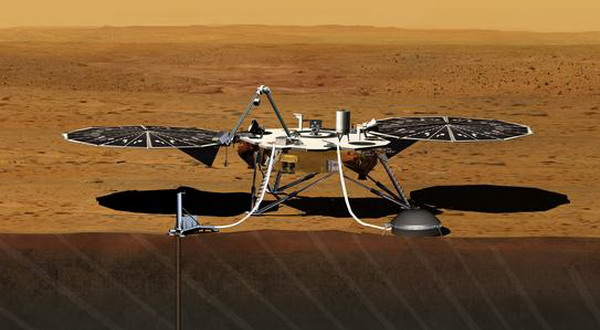 Misi Jelajah Mars pada 2016 NASA Pilih 4 Situs