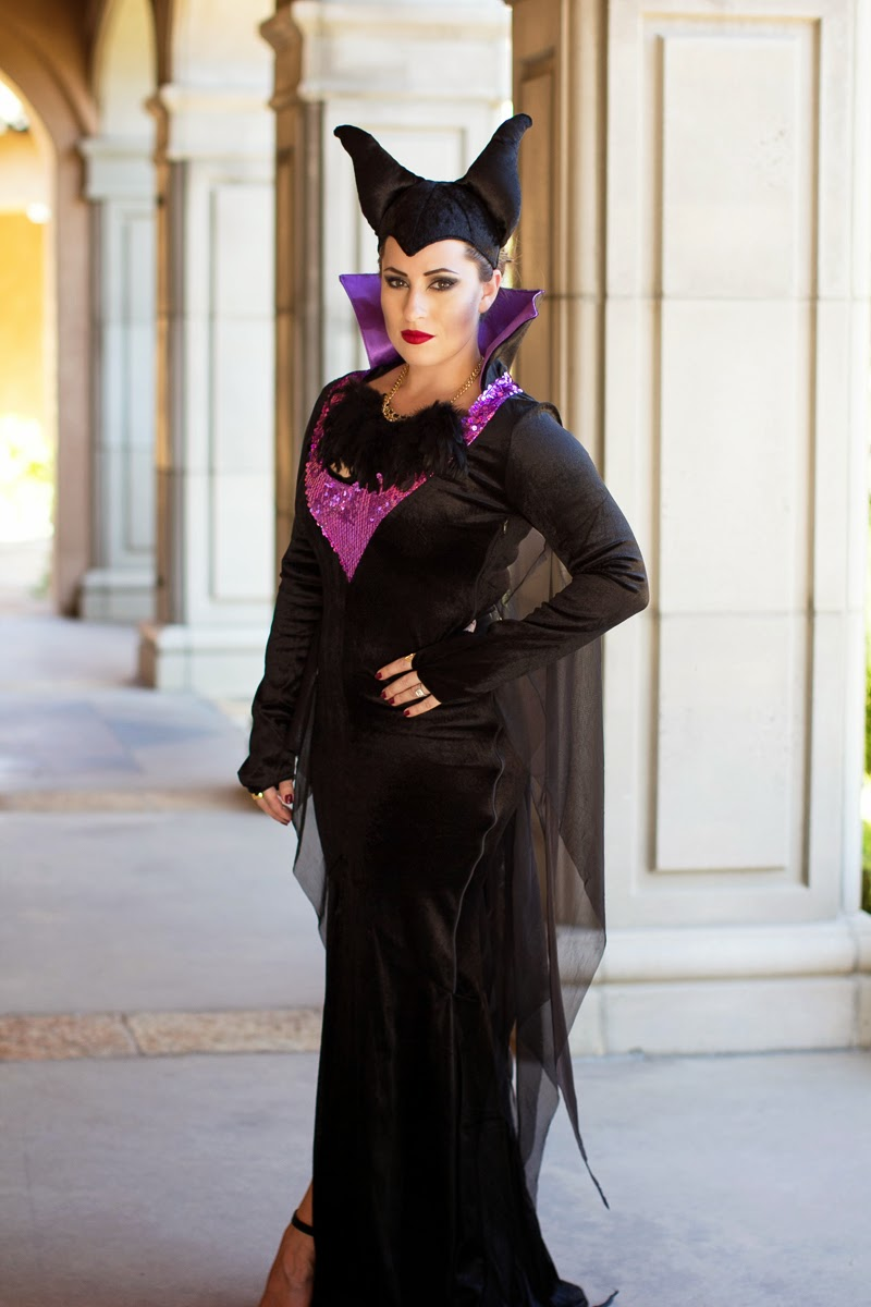 disneys maleficent halloween costume