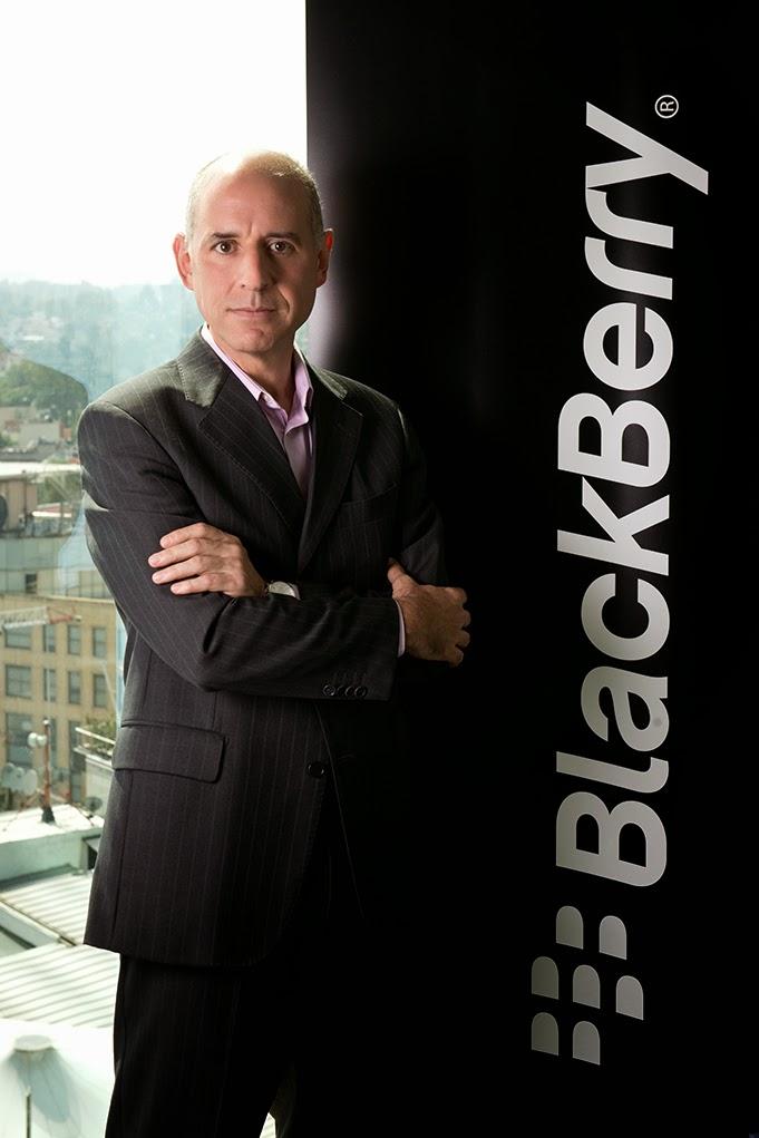 México D.F. –– BlackBerry® (NASDAQ: BBRY; TSX: BB) anunció hoy el nombramiento de Jorge Aguiar como responsable de BlackBerry América Latina. En este puesto, Aguiar estará a cargo de supervisar e impulsar la estrategia de negocios de BlackBerry en la región, reportando a Eric Johnson, Presidente de Ventas Globales. Jorge Aguiar se sumó a BlackBerry en 2013, como Director General de BlackBerry en México y América Central. Con una trayectoria de más de 20 años en la industria de las telecomunicaciones, tiene una amplia experiencia en la región en materia de administración, ventas, operaciones y servicios de marketing. BlackBerry es