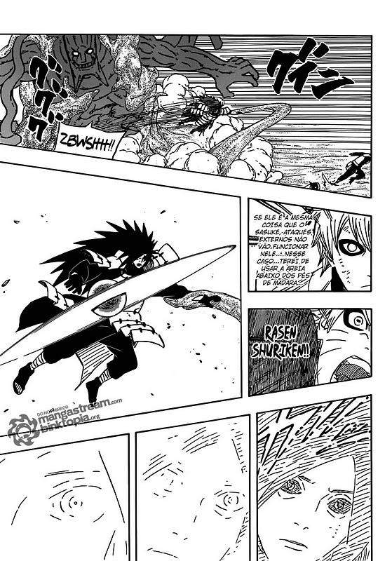 Rinne-Sharigan - Rinnegan-Supremo 13