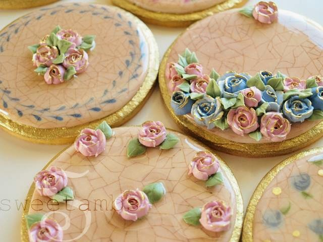 Cookies Too Beautiful to Eat by Amber Spiegel Seen On www.coolpicturegallery.us