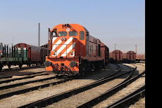 Locomotiva Diesel Série 1550
