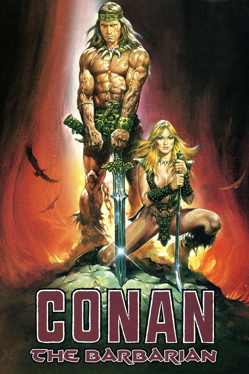 Conan the barbarian number 24