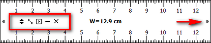 Penggaris atau ruler