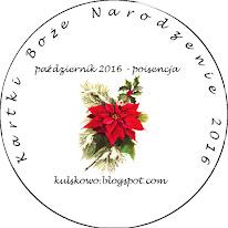 Kartki Boże Narodzenie 2016 u Uli