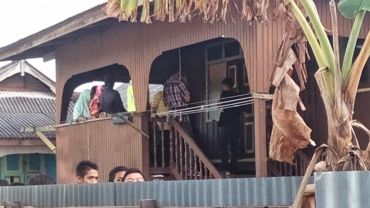 7 Foto Ngeri Lelaki ditemui mati tergantung di Pulau Duyong Terengganu