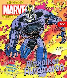 Airwalker Automaton