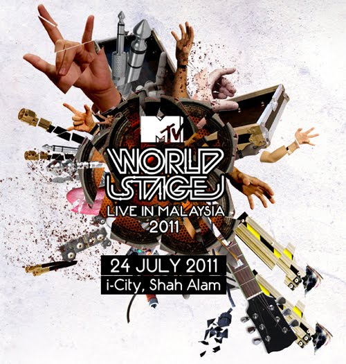 mtv world stage malaysia 2011