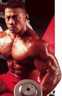 Georgia bodybuilders photos