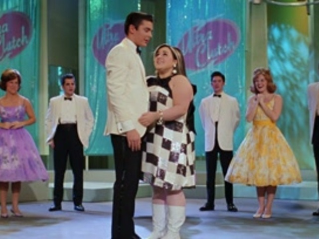 Hairspray (2007) full movie, Tracy's growing confidence leads to her being hired as a plus-size model for the Hefty Hideaway clothing store owned by Mr. ...