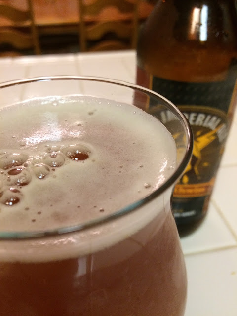 Lengthwise Zeus Barrel Aged Imperial Ale 2