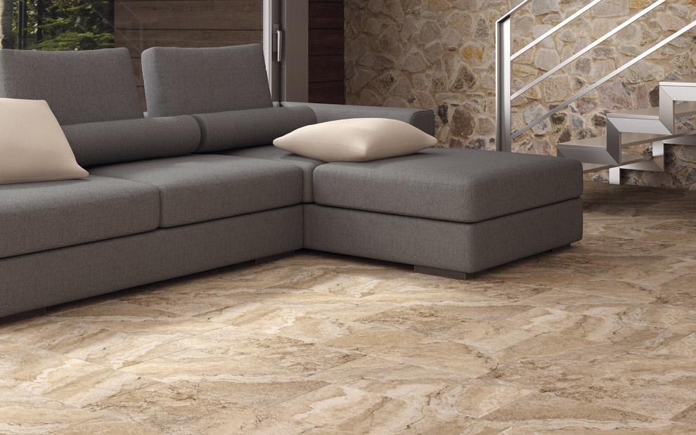 Elegir un pavimento segunda parte - Suelos porcelanicos imitacion marmol ...