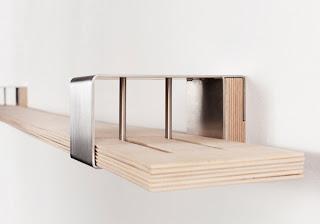 Diseño de repisa para libros