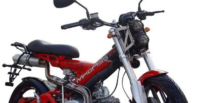 Daftar Motor Minerva Sachs 2014 Lengkap Dengan Harga