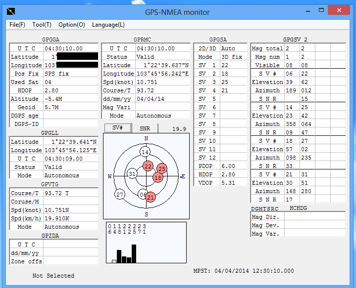 Interfacing the neo m gps module to a pic toughdev