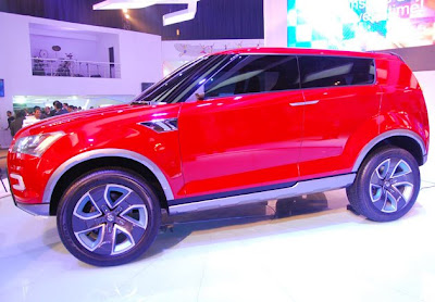 maruti xa alpha suv in auto expo 2012 car wallpaper. Black Bedroom Furniture Sets. Home Design Ideas