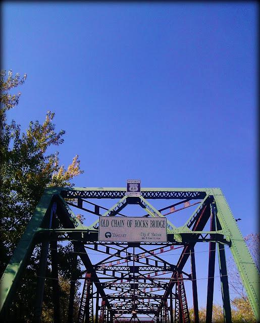 Madison, IL Chain of Rocks Bridge