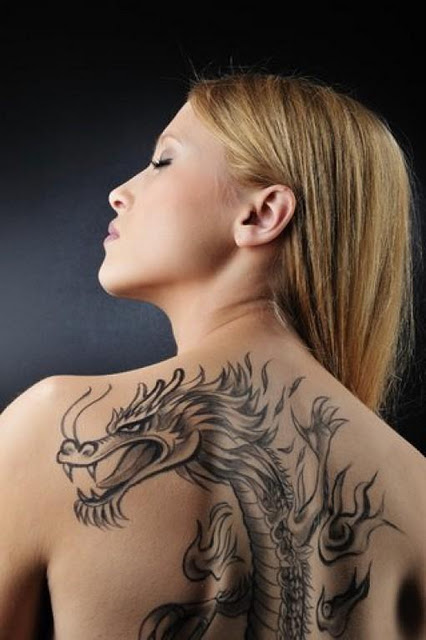 Body tattoos for women photos galleries for Body tattoos for females