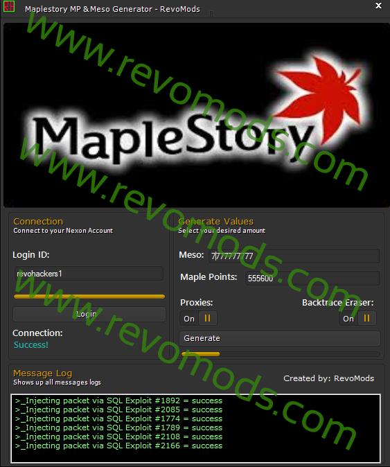 maplestory meso exploit