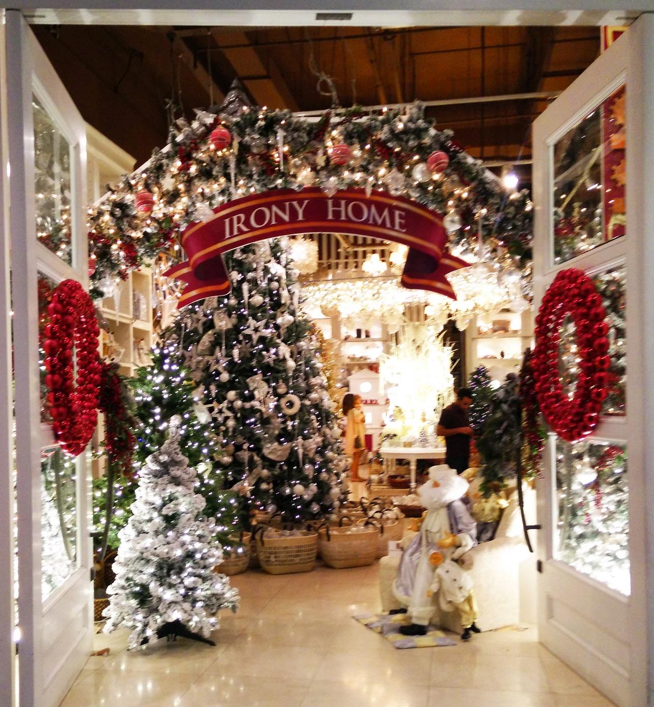 Light Shop Dubai Mall: Traveller Stories: Christmas In Dubai