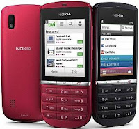 Nokia Asha 300 Touch and Type