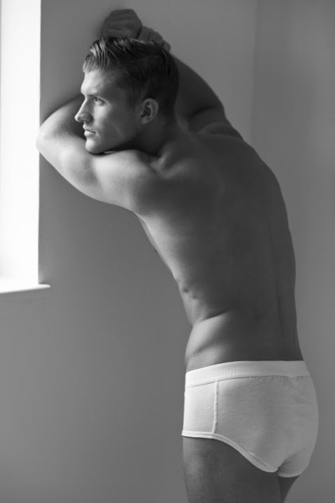 Jamie Clarke by Nicholas Andrews