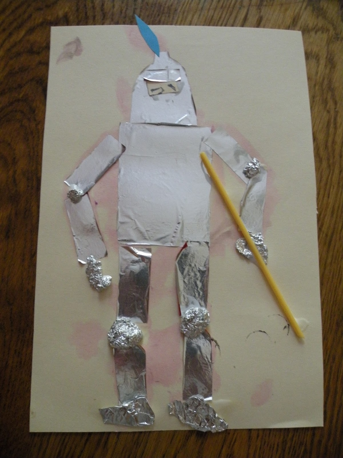 tinfoil knight