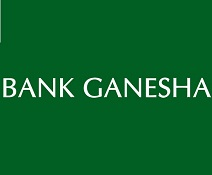 Logo PT Bank Ganesha
