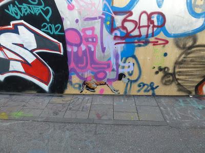 Hund, Tumblingerstraße, München