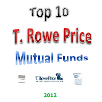 Best T. Rowe Price Mutual Funds of 2012