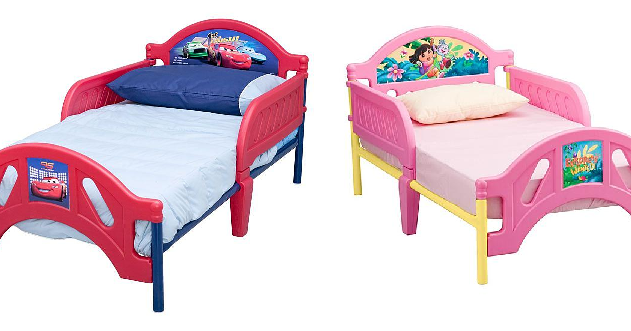 Beautiful Coupons And Freebies Delta Children Nickelodeon Dora the Explorer Toddler Bed or Cars Toddler Bed Reg Free Store Pickup At Sears or KMart