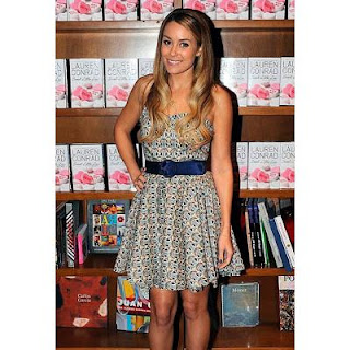 Hot wallpapers of actress: The Lauren Conrad Olivia Dress ...