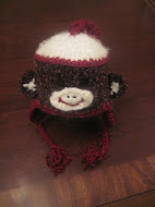 Monkey/Character Hat
