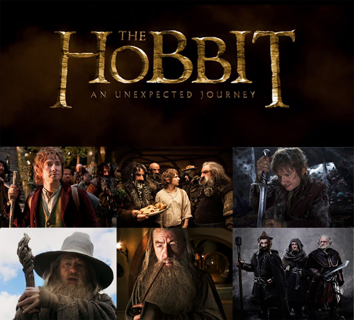"""Into The Wild Warriors Summary: """"The Hobbit: An Unexpected Journey"""" HD Trailer And Plot"""