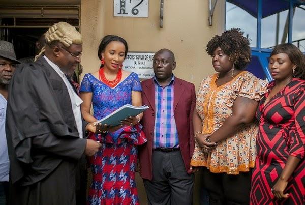 ibinabo agn president
