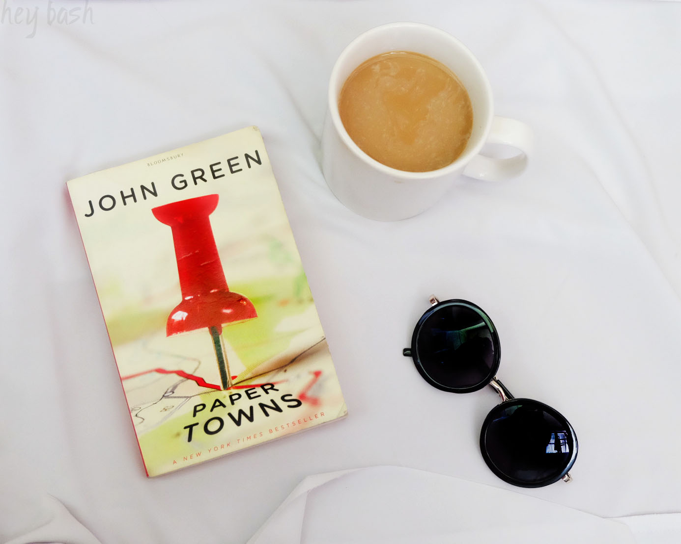 a review of paper towns, manic pixie dream girls and coffee