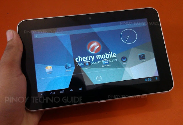 Cherry Mobile Fusion Air Cheap Android Tablet Philippines