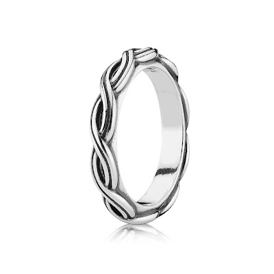 Stirling silver ring