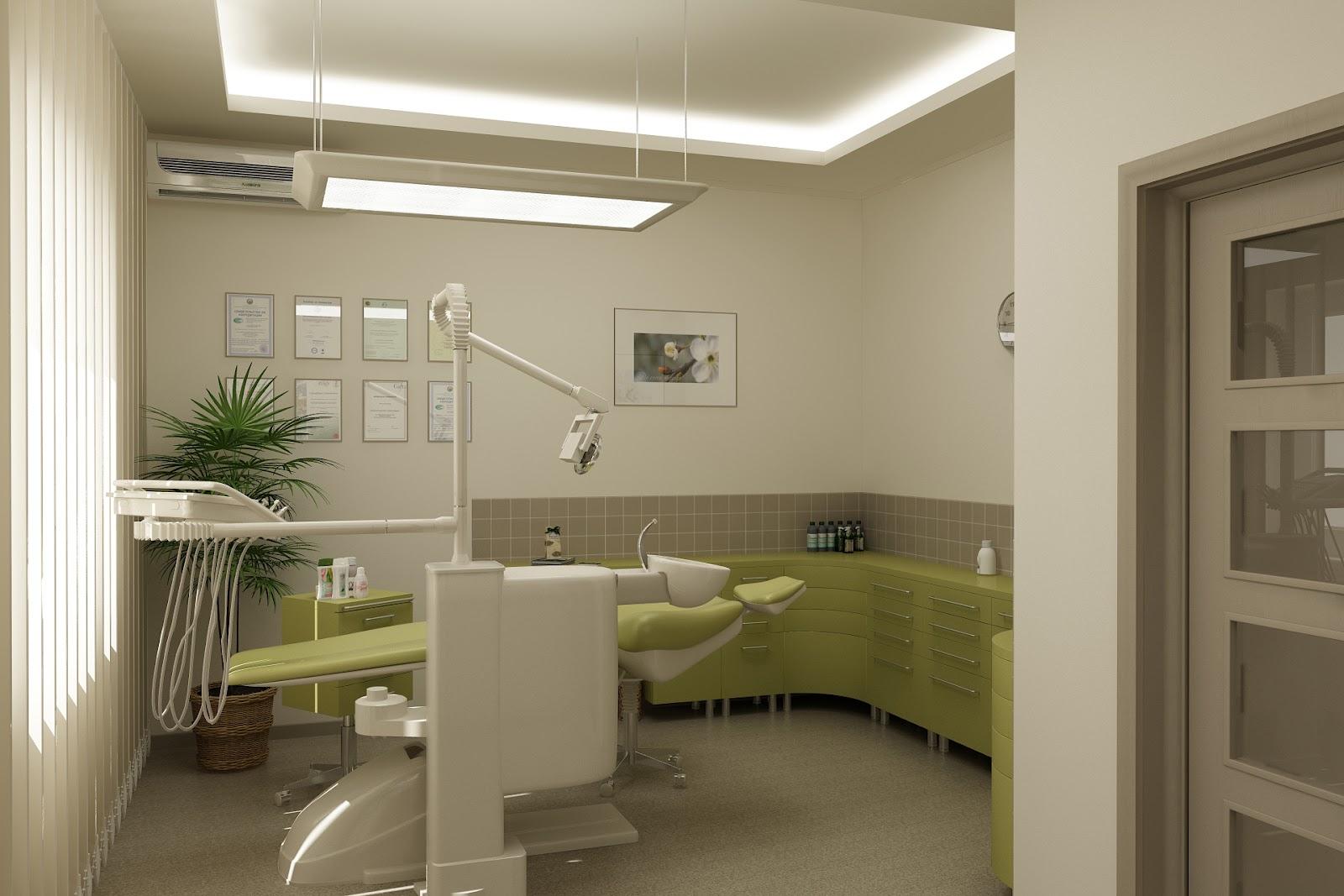 Фото дизайна интерьера стоматологического кабинета
