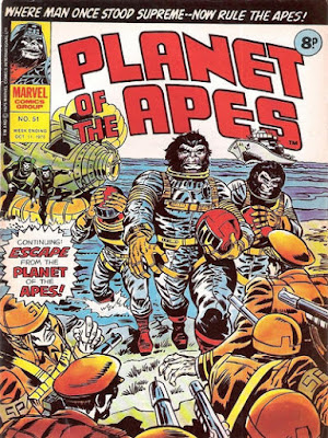 Marvel UK, Planet of the Apes #51