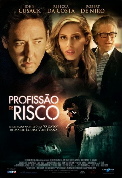 """Poster do filme """"Profissão de Risco"""""""