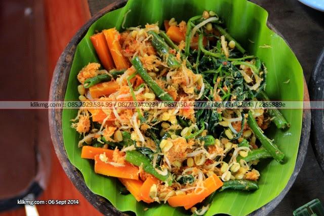 Contoh Sajian Kuliner RM Sekar Sari, Karang Jati - Ngawi foto oleh : Klikmg Fotografer Ngawi