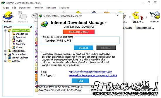 Internet Download Manager 6.16 Final Full Patch 3