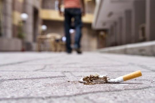 Primeira semana sem cigarro - Agora vai!