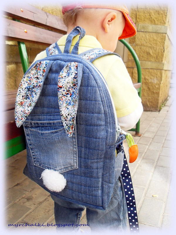 Рюкзак сшить рюкзак самостоятельно 3