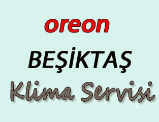 Oreon Beşiktaş Klima Servis